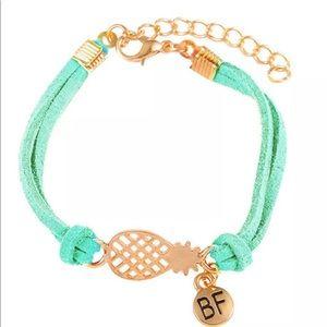 Jewelry - 🚨 5/$20 Pineapple BF Bracelet
